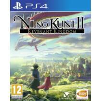 Ni No Kuni II Revenant Kingdom (PS4) Játékprogram