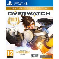 Overwatch [Game of the Year Edition] (PS4) Játékprogram