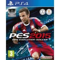 PES 2015 Pro Evolution Soccer (PS4) Játékprogram
