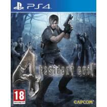 Resident Evil 4 HD (PS4) Játékprogram
