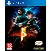 Resident Evil 5 (PS4) Játékprogram