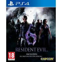 Resident Evil 6 (PS4) Játékprogram