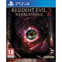 Resident Evil Revelations 2 (PS4) Játékprogram