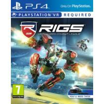 RIGS Mechanized Combat League VR (PS4) Játékprogram