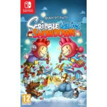 Scribblenauts Showdown (Switch) Játékprogram