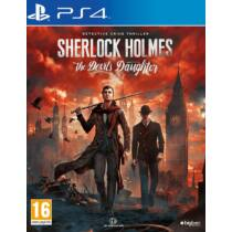 Sherlock Holmes The Devil's Daughter (PS4) Játékprogram