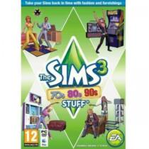 The Sims 3 70s 80s 90s Stuff (PC) Játékprogram