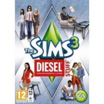 The Sims 3 Diesel Stuff (PC) Játékprogram (francia dobozos)