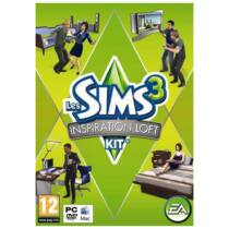 Sims 3 Inspiration Loft Kit (francia dobozos) PC