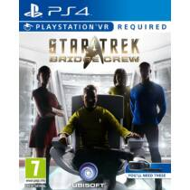 Star Trek Bridge Crew VR (PS4) Játékprogram