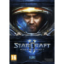 StarCraft II Wings of Liberty (PC) Játékprogram