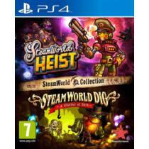 SteamWorld Collection: Heist + Dig (PS4) Játékprogram
