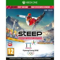 Steep [Winter Games Edition] (Xbox One) Játékprogram
