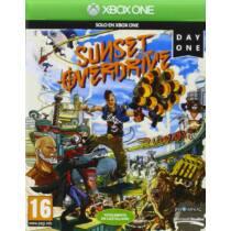 Sunset Overdrive Day One Edition (Xbox One) Játékprogram