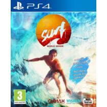 Surf World Series (PS4) Játékprogram