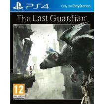 The Last Guardian (PS4) Játékprogram