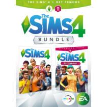 The Sims 4 + Get Famous Bundle (PC) Játékprogram