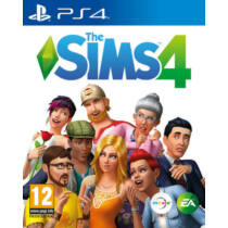 THE SIMS 4 PS4 HU