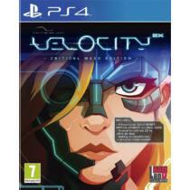Velocity 2X [Critical Mass Edition] (PS4) Játékprogram