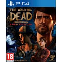 The Walking Dead The Telltale Series Season 3 A New Frontier (PS4) Játékprogram