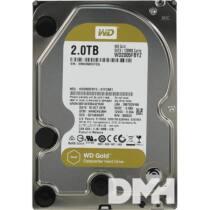 "Western Digital 3,5"" 2000GB belső SATAIII 7200RPM 128MB Gold WD2005FBYZ winchester"