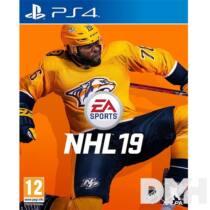 NHL 19 PS4 játékszoftver