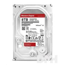 """Western Digital 3,5"""" 8000GB belső SATAIII 7200RPM 256MB RED PRO WD8003FFBX winchester 5 év"""