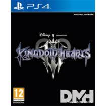 Kingdom Hearts III PS4 játékszoftver