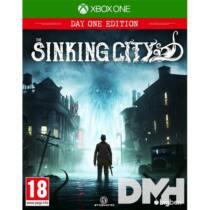 The Sinking City XBOX One játékszoftver