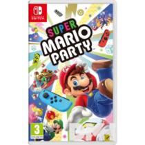 Super Mario Party Nintendo Switch játékszoftver