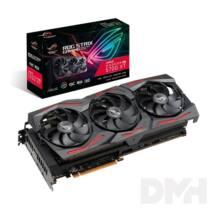 ASUS ROG-STRIX-RX5700XT-O8G-GAMING AMD 8GB GDDR6 256bit PCIe videókártya