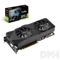 ASUS DUAL-RTX2070-8G-EVO nVidia 8GB GDDR6 256bit PCIe videókártya