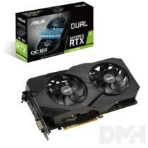 ASUS DUAL-RTX2060S-O8G-EVO-V2 nVidia 8GB GDDR6 2562bit PCIe videokártya
