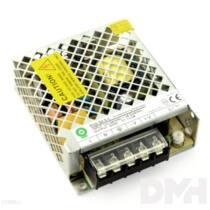 POS POWER POS-50-5-C 5V/10A 50W IP20 fém házas LED tápegység