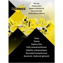Lambda Toner fekete | 3531 oldalak | HP Q7553A