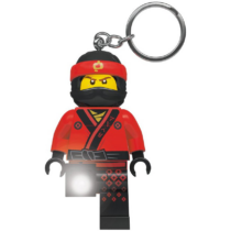 LEGO Kulcstartó világítással Ninjago Movie Kai