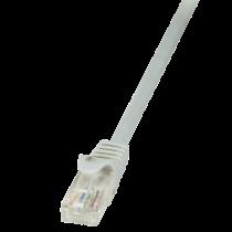 LOGILINK patch  kábel, CAT 5e UTP, 50m, szürke