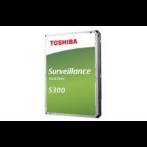 Internal HDD Toshiba S300, 3.5'', 10TB, SATA/600, 7200RPM, 128MB cache