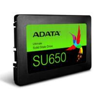 Adata Ulitimate SU650 SSD 240GB SATA3 Read/Write 520/450MB/s retail