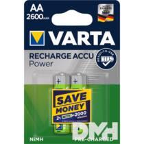 VARTA Professional AA 2600mAh akkumulátor 2db/bliszter