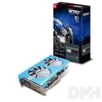SAPPHIRE NITRO+ RX 580 8GB Special Edition AMD 8GB GDDR5 256bit PCIe videokártya