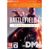 Battlefield 1 Revolution Edition PC játékszoftver