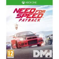 Need For Speed Payback XBOX One játékszoftver