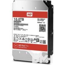 """Western Digital 3,5"""" 10000GB belső SATAIII 7200RPM 256MB RED PRO WD101KFBX winchester 5 év"""
