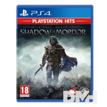 Middle-Earth: Shadow of Mordor PS Hits PS4 játékszoftver