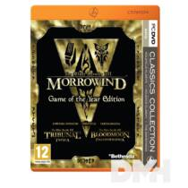 The Elder Scrolls III: Morrowind Game Of The Year Classic Collection PC játékszoftver