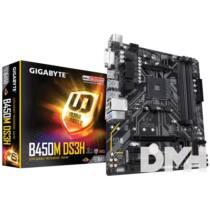 Gigabyte B450M-DS3H AMD B450 SocketAM4 mATX alaplap