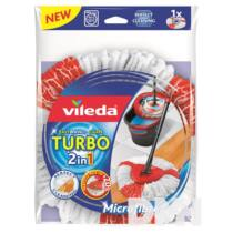 Vileda TURBO 2in1 felmosó utántöltő fej