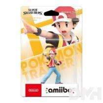 Amiibo Smash Pokémon Trainer játékfigura