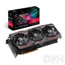 ASUS ROG-STRIX-RX5700-O8G-GAMING AMD 8GB GDDR6 256bit PCIe videókártya